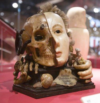 ウェルカムコレクション Vanitas Figure