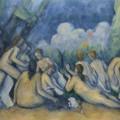 セザンヌ-水浴する人々