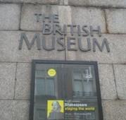 大英博物館 正門