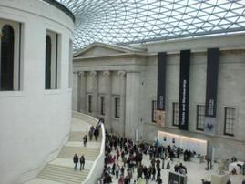 大英博物館 グレートコート