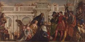 veronese The Family of Darius before Alexander