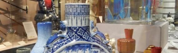 イギリスのミュージアムにある日本のモノ