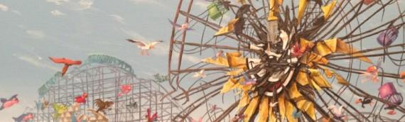 陰鬱なテーマパークから明るい未来へ:バンクシーのディスマランド