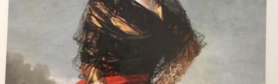 ぶさいくな王:ゴヤの肖像画展