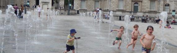 ロンドン旅行での暑さ対策