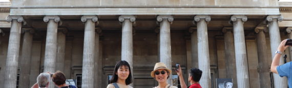 VOICES大英博物館とナショナル・ギャラリー