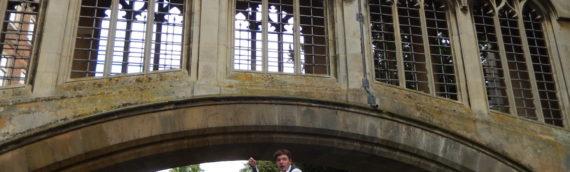 02ケンブリッジ:大学街の歴史散策と川下り
