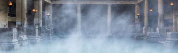 05湯気に煙る古都バース:個人ガイドツアー