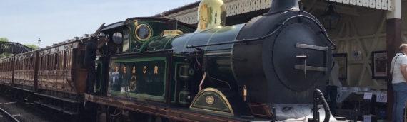 01蒸気機関車に乗るブルーベル鉄道の旅