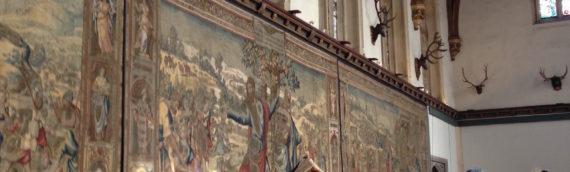 07ハンプトンコート宮殿でヘンリー8世に出会う