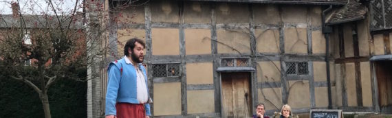 06シェークスピアを訪ねてストラット・アポン・エイボンへ