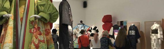 キモノを魅せる大展覧会@ヴィクトリア&アルバート美術館:伝統から21世紀世界へ